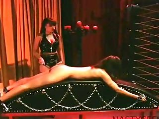 A Black Stunner With Big Booty Performs Lovemaking On A Hot Whore