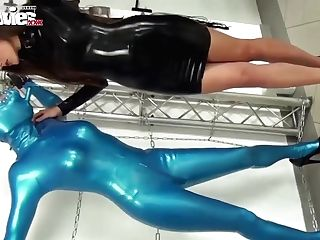 Spandex-chain-restrain-tying/ - Point Of View Pornography
