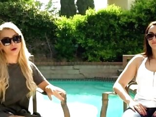 Sex Industry Star Watchusay Vignette Two With Alix Lynx And Mandy Muse