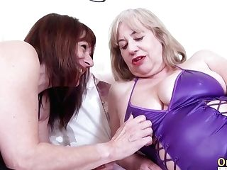 Oldnanny Brit Matures All Girl Tits And Muff