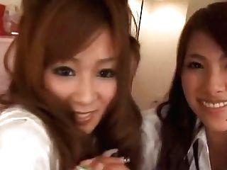 Exotic Japanese Chick Ren Bitou, Hiromi Goto, Azusa Ayano In Horny Inexperienced, Mummy Jav Clip