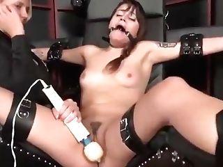 Orgasm Manhandle