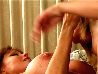Blonde Kasey Chase And Darla Crane Have A Lot Of G/g Sexual Energy To Spend